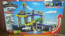 CHUGGINGTON Die Cast Brewster's Big City Adventure Deluxe Action Playset NEW