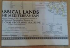National Geographic Map of the Classical Lands...(December 1949).