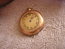 Antique A.W.W. Waltham 15  Jewels Women's Pocket Watch
