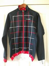 La Passione Blue/Red/White Winter Long Sleeve Jacket Size Large - VGC