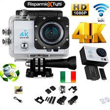 PRO CAM 4K SPORT WIFI ACTION CAMERA ULTRA HD 16MP VIDEOCAMERA SUBACQUEA Q3