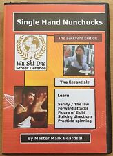 Nunchucks - Single Handed - Kung Fu - Wing Chun - Bruce Lee - Dan Inosanto