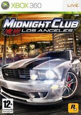 Midnight Club: Los Angeles XBox 360 NEW and Sealed, Original Release NOT Budget