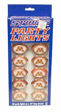 Minnesota Golden Gophers Football NCAA Fan Cave String Party Patio Lights New