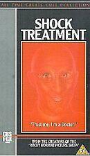 SHOCK TREATMENT VHS PAL RICHARD O'BRIEN,RIK MAYALL,BARRY HUMPHRIES,RUBY WAX