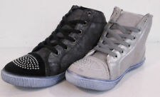 Silver Casual Shoes for Girls