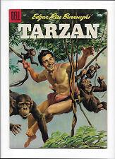 "TARZAN #70  [1955 GD-VG]  ""TARZAN GUARDS A HOSTAGE"""