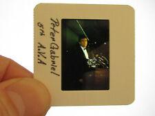 More details for original press promo slide negative - peter gabriel - 1980's