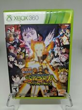 XBox 360 Naruto Ultimate Ninja Storm Revolution Video Game NO MANUAL