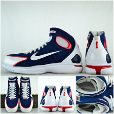 "2016' Nike Air Zoom Huarache 2K4 USA ""Midnight-Navy/White/Red"" Sz 8 Kobe"