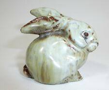 Ceramics Rabbit Denmark 1920er Years