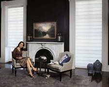 Hunter Douglas Cordless Vignette in Shantung Silk