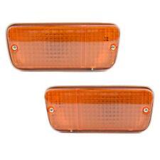 Bumper Front Turn Signal Light for Toyota Corolla KE70 CE70 TE71 TE72 DX EX SE