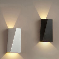 Modern Acrylic 10W LED Wall Light Lamp Up & Down LED Sconce Lighting Lamp Indoor