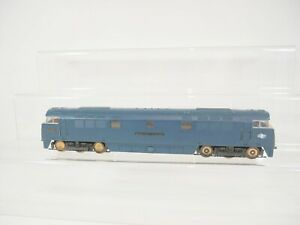 Lima OO Gauge Class 52 D1071 Western Renown BR Blue