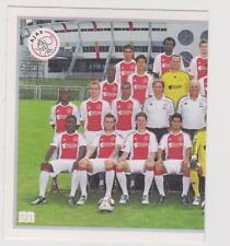 AH 2010-2011 Panini Like sticker 021 Ajax Amsterdam team left