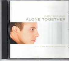 (DV791) Gary Williams, Alone Together - 2004 DJ CD