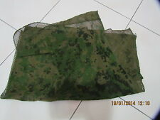 Royal Brunei Army Digital Sniper Veil - Extremely Rare