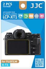 JJC LCPXT1 LCD Guard Film Camera Screen Display Protector for FUJIFILM X-T1 X-T2