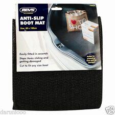 Anti glisse voiture véhicule Noir boot tapis liner Protecteur pinces Dash