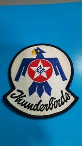 USAF Air Force, 5 inch patch, original, Thunderbirds