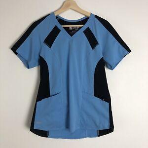 Grey's Anatomy By Barco Scrubs Spandex Nurse Uniform Small/Medium