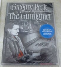 THE GUNFIGHTER (1950) BLU-RAY THE CRITERION COLLECTION BRAND NEW!
