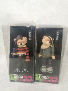 Bad Taste Bears Figurines Elmo Katie  No.13 Humor Funny Figure Gift Boxed P710