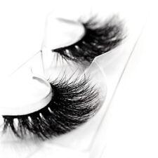 3D Mink False Eyelash Reusable Dramatic Volume Fake Lashes 3D Faux Mink Lashes