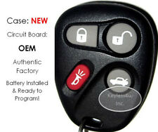 05 Buick 2005 ParkAve 25665574 #1 keyless entry remote transmitter FOB Fab key