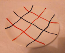 """1950's/ 1960's Alfred Meakin Check Pattern 7"""" Replacement Side Plate - FREE P+P"""