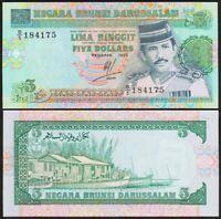 5 RINGGIT 1995 BRUNEI [UNC / NEUF] P14 - 5 dollars