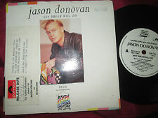 "Jason Donovan ‎Any Dream Will Do Really Useful Records RUR 7 UK Vinyl 7""Single"