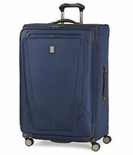 "NEW TRAVELPRO CREW 11 29"" EXPANDABLE 4 WHEEL SPINNER LUGGAGE NAVY"