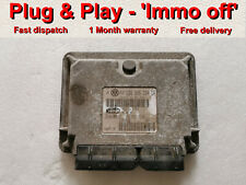 VW Golf MK4 1.6 ECU 036906034DR / IAW4MV.DR *Plug & Play* Immo Off