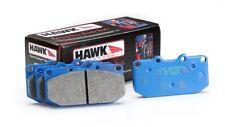 HAWK 2017-19 HONDA CIVIC TYPE R HATCHBACK BLUE 9012 RACE RACING FRONT BRAKE PADS