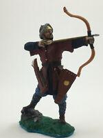 Middle Ages — Saracen Archer, 12th century — 54 mm Lead Figure