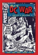 The Best of DC War Artist's Edition HC  NEW IN BOX NIB