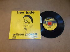 WILSON PICKETT - HEY JUDE - SEARCH YOUR HEART  / LISTEN