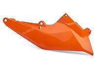 KTM LATO PANNELLI SX SXF 2016 - 17 EXC EXCF XC XCF 2017 arancio POLISPORT