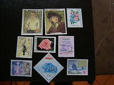MONACO - timbre yvert et tellier n° 1293 a 1301 n* (A15) stamp