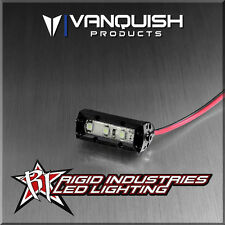 VANQUISH RIGID INDUSTRIES 1IN LED LIGHT BAR BLACK ANODIZED 1/10 SCALE VPS06761