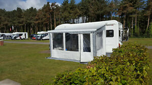 Thule Safari Residence G2 Sides front Panel Thule 4900 awning 4.mtr X 2.2 mtr