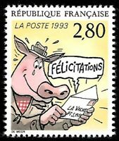 Timbre France  N°2842