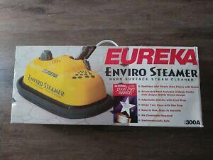 Eureka Deluxe Enviro Steamer Hard Surface Steam Cleaner, Model 300A