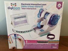 NEW Digiloom Electronic Interactive Loom Starter Kit