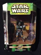Star Wars Empire Strikes Back 300th Figure Boba Fett Rocket Firing Backpack
