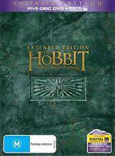 Hobbit - The Desolation of Smaug (DVD, 2014, 5-Disc Set)
