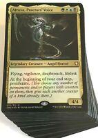***Custom Commander Deck*** Atraxa Planeswalkers Superfriends EDH Magic Cards