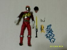 Power Rangers Lightning Collection DinoCharge Red Ranger (Loose)